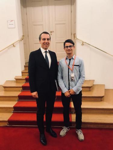 Mag. Christian Kern - Bundeskanzler der Republik Österreich a.D.