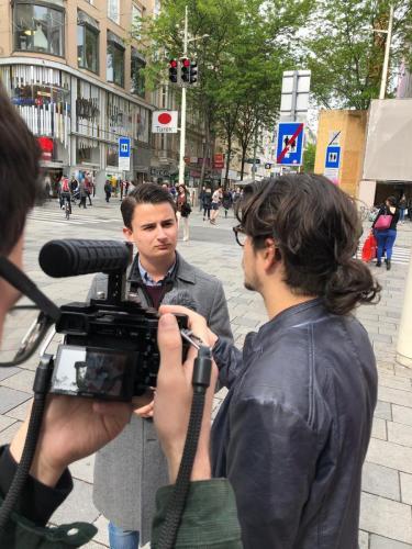Tobias Mayer im Interview